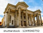 the great municipal theater at... | Shutterstock . vector #1249040752