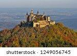 castle hohenzollern  swabian...   Shutterstock . vector #1249056745