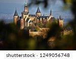 castle hohenzollern  swabian...   Shutterstock . vector #1249056748