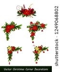 christmas elements for your... | Shutterstock .eps vector #1249068802