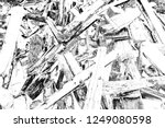 abstract background. monochrome ... | Shutterstock . vector #1249080598