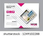 flyer  brochure  billboard... | Shutterstock .eps vector #1249102288