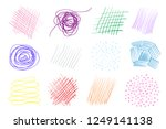backgrounds with array of lines....   Shutterstock . vector #1249141138
