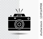 camera  photography  capture ... | Shutterstock .eps vector #1249169908