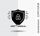 defence  firewall  protection ... | Shutterstock .eps vector #1249176928