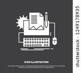 type writer  paper  computer ...