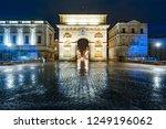 porte du peyrou   triumphal... | Shutterstock . vector #1249196062