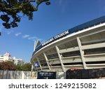 Yokohama Stadium Used For...