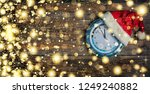 concept  christmas and new year.... | Shutterstock . vector #1249240882