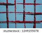 Tartan Pattern Plaid Oil...