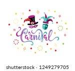 vector illustration with...   Shutterstock .eps vector #1249279705