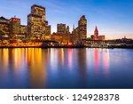 san francisco   january 14 ... | Shutterstock . vector #124928378