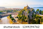 panoramic view of kerkyra ... | Shutterstock . vector #1249294762