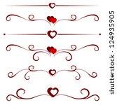 vector illustration of... | Shutterstock .eps vector #124935905