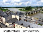 france. ancient city of amboise ... | Shutterstock . vector #1249506922