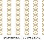 geometric ornamental vector... | Shutterstock .eps vector #1249515142