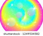 vibrant gradients on rainbow... | Shutterstock .eps vector #1249534582