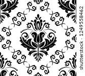 classic seamless vector pattern.... | Shutterstock .eps vector #1249558462