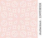 orient vector classic pattern.... | Shutterstock .eps vector #1249558528