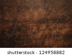 grunge background old scratchy... | Shutterstock . vector #124958882
