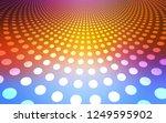 light multicolor vector texture ... | Shutterstock .eps vector #1249595902
