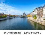 cathedral of notre dame de... | Shutterstock . vector #1249596952