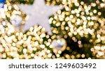 abstract background bokeh light ... | Shutterstock . vector #1249603492
