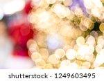 abstract background bokeh light ... | Shutterstock . vector #1249603495