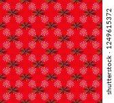 vector seamless abstract...   Shutterstock .eps vector #1249615372