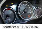 car dashboard panel  automobile ... | Shutterstock . vector #1249646302