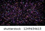 background with color lines.... | Shutterstock . vector #1249654615