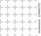 seamless geometric ornamental... | Shutterstock .eps vector #1249661752