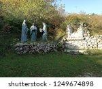 castelpetroso  isernia  molise  ... | Shutterstock . vector #1249674898