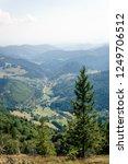 view from the belchen ...   Shutterstock . vector #1249706512