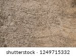 beige painted wall photo. brown ... | Shutterstock . vector #1249715332