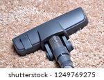 head of vacuum cleaner on...   Shutterstock . vector #1249769275