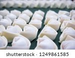 traditional chinese snack... | Shutterstock . vector #1249861585