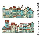 spanish  portugal   french... | Shutterstock .eps vector #1249888618