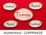 physical  emotional  mental and ... | Shutterstock . vector #1249906618