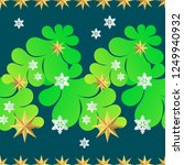 seamless pattern decorative... | Shutterstock .eps vector #1249940932