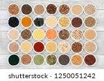 liver detox health food... | Shutterstock . vector #1250051242