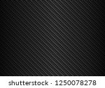 vector carbon kevlar texture | Shutterstock .eps vector #1250078278