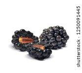 fresh  sweet and tasty... | Shutterstock .eps vector #1250091445