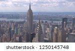 new york usa   october 2  2016  ... | Shutterstock . vector #1250145748