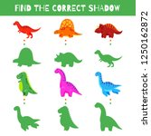 fun game for kids. find the... | Shutterstock .eps vector #1250162872