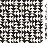 vector seamless pattern. modern ... | Shutterstock .eps vector #1250183692