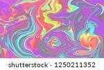 hand painted ink texture.... | Shutterstock . vector #1250211352