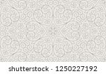 vintage abstract floral... | Shutterstock .eps vector #1250227192