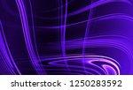 abstract purple gradient... | Shutterstock . vector #1250283592
