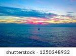 israel sunset overlooking a...   Shutterstock . vector #1250348932